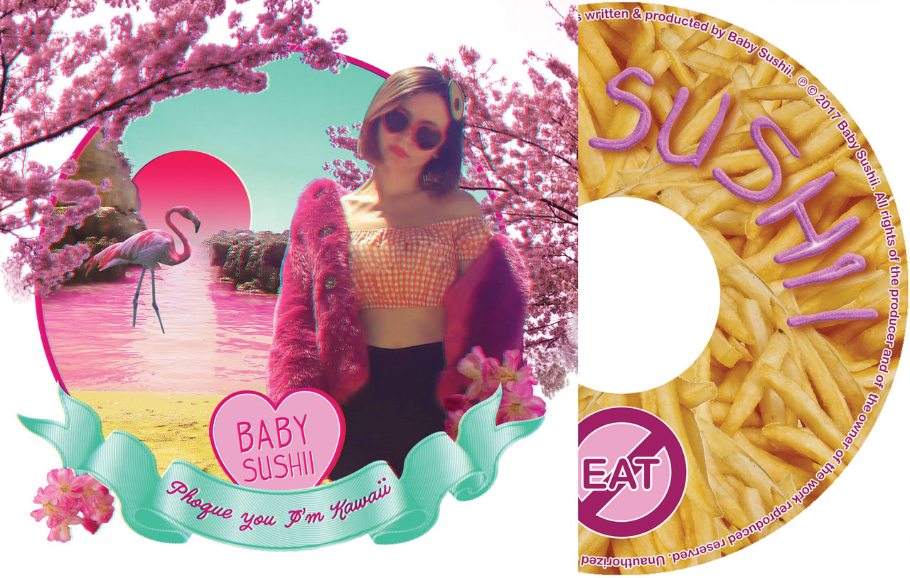 babysushii phoqueyouimkawaii cd composed