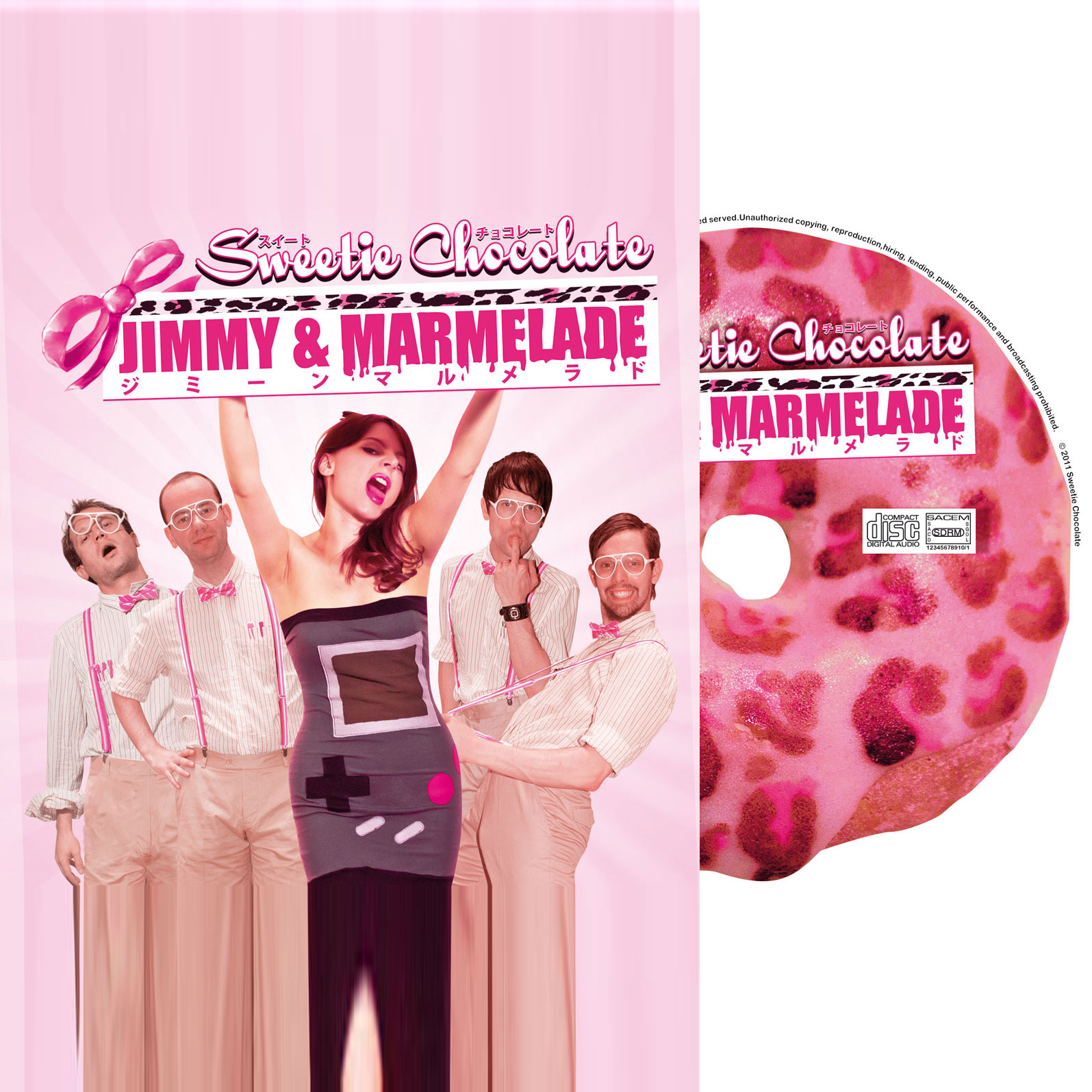 natashatagada sweetie chocolate jimmy and marmelade