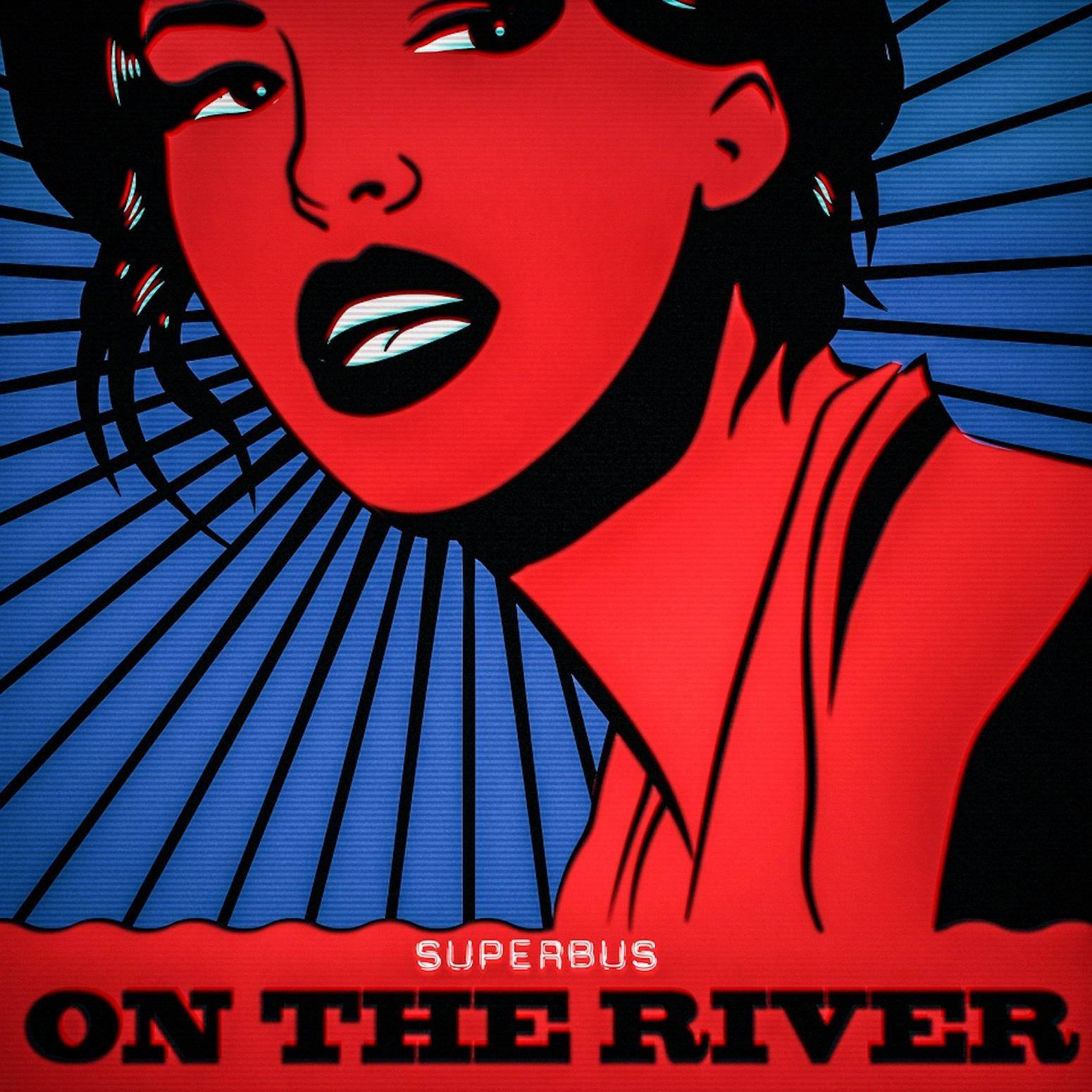 superbus ontheriver cdcover full