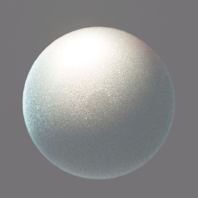 3d blender material shader node snow