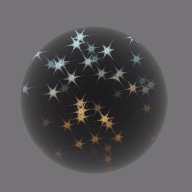 3d blender material shader node star